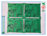 4 Layers Half-Hole Circuit Board with HASL+Lead Free
