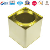 Various Types Rectangular Food Tin Box with Competitive Price