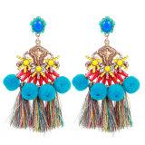 Fashion Jewelry Fashion Earrings Tassel Earrings Diamond Earrings Resin Earrings Custome Jewelry