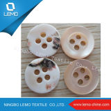 Top Quality Black Mother of Pearl Shell Buttons Supplier