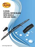 650mm Truck Wiper Blade with Water Hose & Spray, Replaceable to 5001834409, Tir65n/728828, for Renault, Volvo etc.