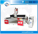CNC Router Engraving Machine for Mould with Steel Table