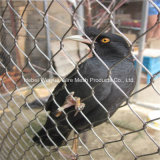 Stainless Steel Wire Rope Mesh Animal Cage