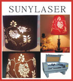 Lampshade Laser Cutter with Ce FDA Suny 1280