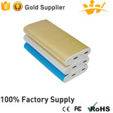 Hot Sale Best Quality Portable Metal Shell Power Bank 10000mAh
