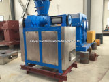 Powdery materials fertilizer making machine with EAC