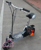 43cc Ce Approved Foldable Gas Scooter (et-GS090)