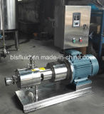 Brl Customized Frequency Conversion Emulsion Inline Pump
