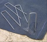 Steel or Galvanized) U SOD Staples for Landscape, Artificail Grass