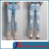 Clothing Online High Waist Jean Shopping Clothes (JC1378)