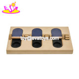 Free Sample Interactive Wooden Cat Food Puzzle for Wholesale W06f107