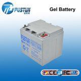 Reliable Supplier 12V 42ah Rechargeable Battery for LED Light