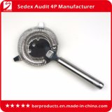 Promotional Bar Tools Cocktail Strainer Stainless Steel Metal