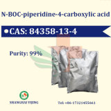 N-Boc-Piperidine-4-Carboxylic Acid CAS 84358-13-4