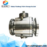 3PC Forged Stainless Steel Trunnion Ball Valve