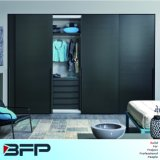 Modern Laminated Sliding Door Bedroom Wardrobe Bsw-02