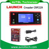Original 2017 New Arrival Launch Creader Crp229 OBD2 Diagnostic Scanner Update Onlie WiFi Supported Crp 229 Auto Code Reader