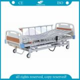 AG-By103 3-Function Aluminum Handrails Made in China Hospital Bed for Sale
