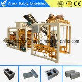 Qt4-25 Automatic Concrete Hollow Block Making Machine