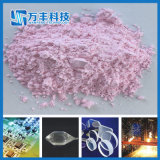 Industrial Grade 99.99% Erbium Oxide Pink Powder Made in China