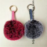 Wholesale Keychains Fur Pompoms Fur Ball