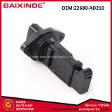 Wholesale Price Car Mass Air Flow Sensor 22680-AD210 for Nissan Infiniti