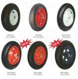 High Quality Rubber Flat Free PU Foam Wheel