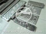 Aluminum Tread Plates Perforated Scaffold Treadboard