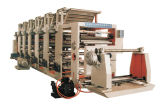 Paper Intaglio Color Printing Press