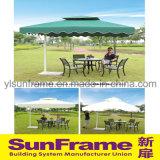 Aluminium Side Post Umbrella for Outdoor