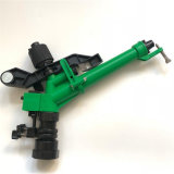 Female Rain Gun Sprinkler with Green for Garden Farm Irrigation Lawn