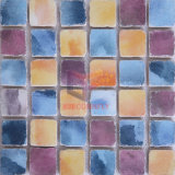 Oil Painting Similar Crystal Face Ceramic Mosaic Tiles (CST086)