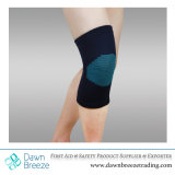 Elastic Compression Knee Support for Heat Retaining and Protection