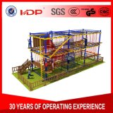 Hot Trendy Low Price Kids Outdoor Courage Challenge Playground