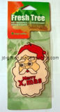 X'mas Gift, Retail Paper Air Freshener, Free Gift, Made in China with Competive Price and Good Quality.