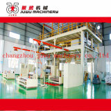Jw1600mm CE Certified Automatic PP Double Die Spun Bond Non Woven Equipment (031)