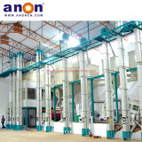 Anon 100t Parboiled Automatic Rice Mill Rubber Roller in Philippines