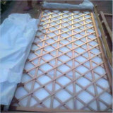 Decorative Interior and Exterior Screens Panels Laser Cut Metal Panel