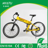Mayatu 26inch Hot Sale Cheap Folding Mountain E-Bike/E Sports Bike