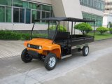 Modern Design 2 Seater Cargo Delivery Electric Logistic Car