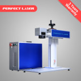 20W 30W 50W Plastic Ring Phone Case Fiber Laser Marking Machine for Metal