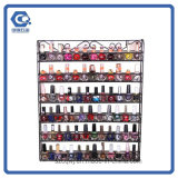 Custom Wall Mounted Metal Wire Nail Polish Display Rack