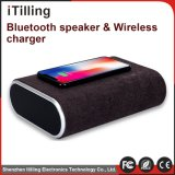 Wireless Charger & Bluetooth Speaker Combo, 2018 New Product, Charger for iPhone8 & X.
