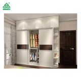 Modern Design Hotel Furniture Set Bedroom Furniture 3 Doors Wardrobe