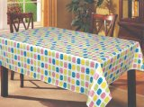 PVC Table Cover in Printed Box