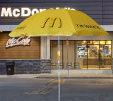 Advertising Beach Umbrella