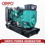 200kw Open Type Water Cooled Natural Gas Generator Set