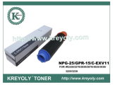 Copier Toner Cartridge for GPR-15/NPG-25/C-EVX11