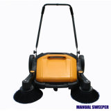 40L Hand Push Manual Sweeper/Road Sweeper/Street Sweeper