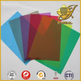 Different Colored Transparent Pet Film for Gift Packing